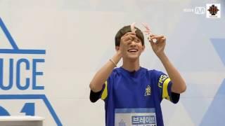 [VIETSUB] Samuel & Daehwi - Hidden Box Mission | Produce 101 season 2 | Sự tích cậu bé chân gà ㅋㅋㅋ