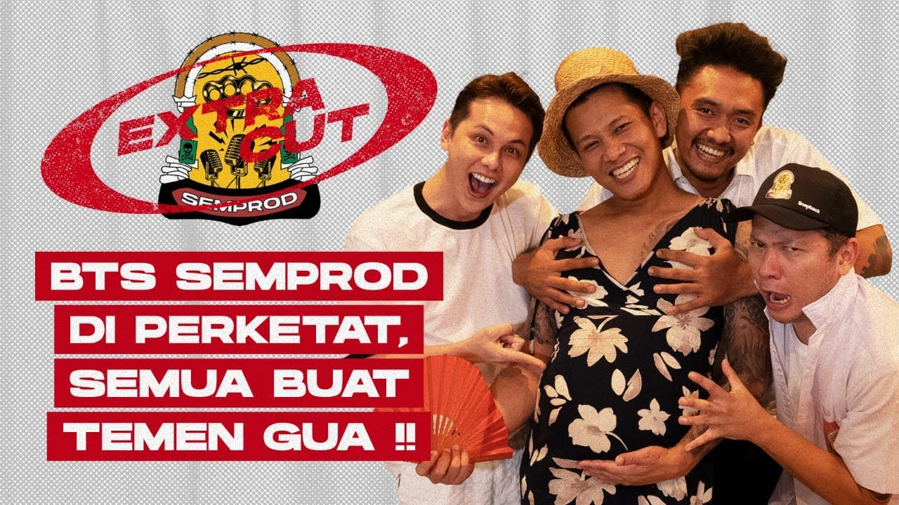 SEMPROD EXTRA CUT : PSBB LAGI!! PAK KARTO PERKETAT SEKOLAH SEMPROD!!| SHOOTING JALAN TERUS!!