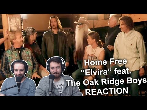 """Home Free - Elvira (feat. The Oak Ridge Boys)"" Reaction"