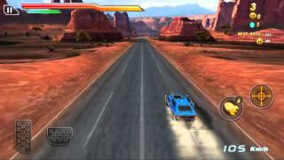 """[Andorid Game] """" Death Race : Crash Burn """" : My second game to try play again screenshot 5"""