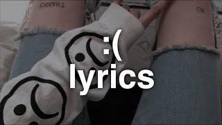 Bahari Sad Face Lyrics.mp3