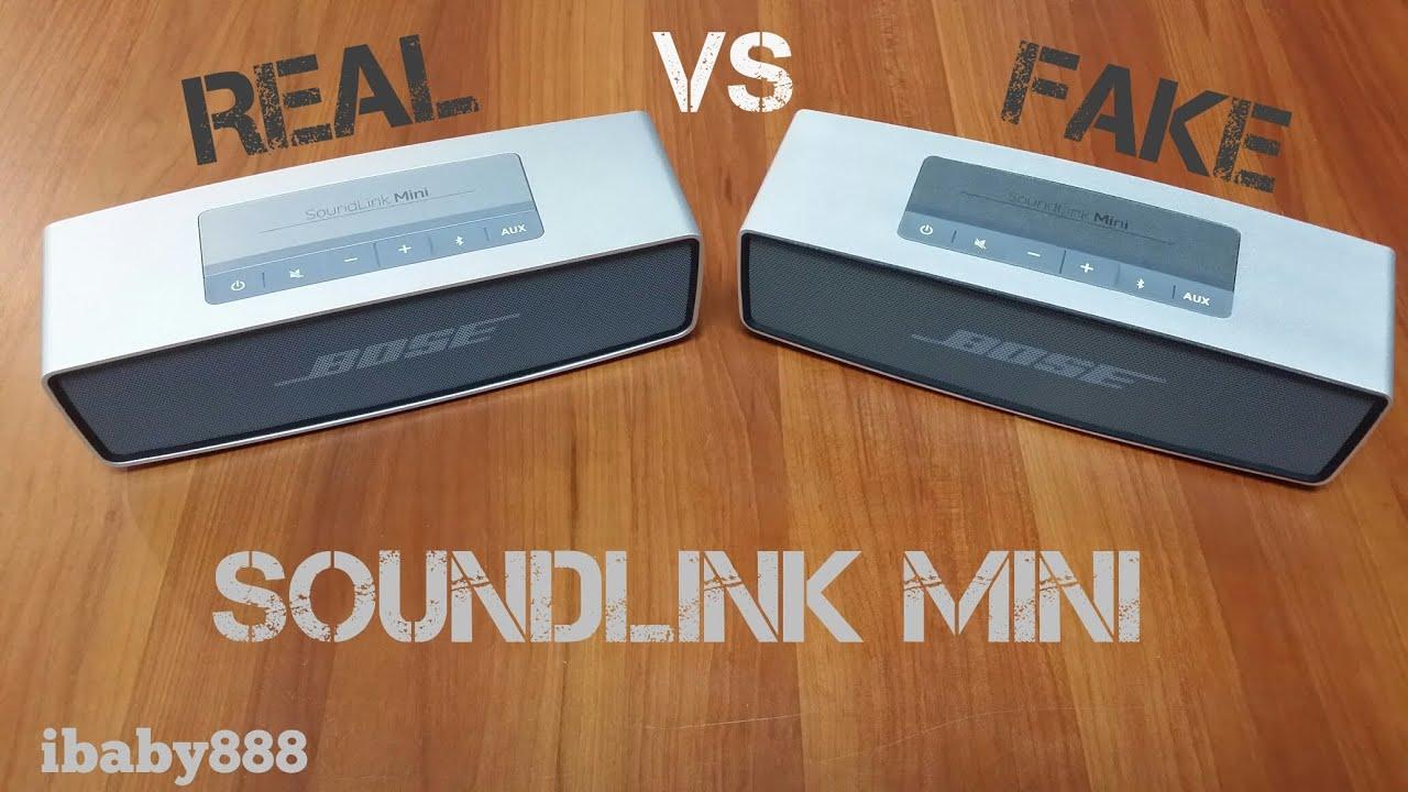 Fake Soundlink Mini