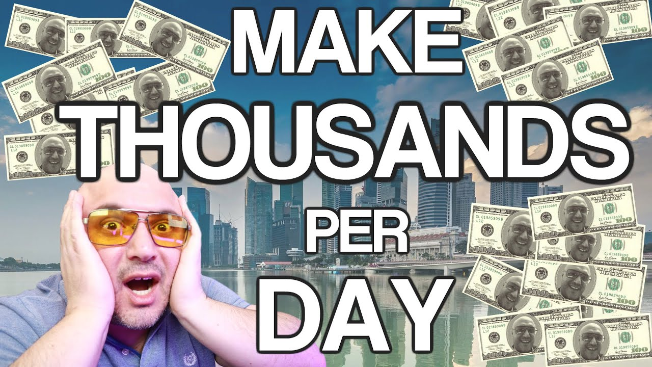 $4,000 in 24 hours with Profits Passport (Easy1up Work From Home Marketing System)