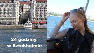 ⚓️ 24h w Sztokholmie ⚓️ Marynarz z chorobą morską czy Szef Kuchni i jego gofry?