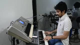 Maula mere lele meri jaan | One Take live piano cover by Rahul Banthia