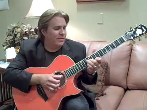 theworshipguitarist.com interview with Doyle Dykes