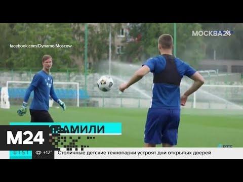 """ФК """"Динамо"""" запретили регистрировать новых игроков - Москва 24"""