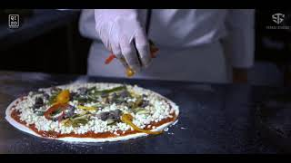 QIZO - Pizza Making