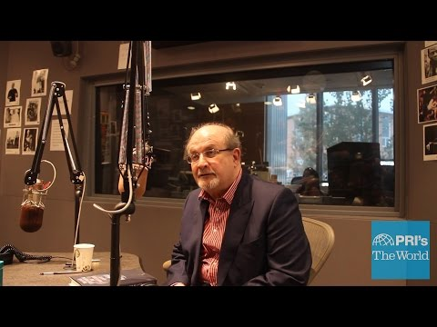 Salman Rushdie: What is the responsibility of the US in the migrant crisis? | The World on YouTube