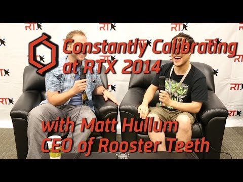 RTX 2014: Interview with Matt Hullum of Rooster Teeth