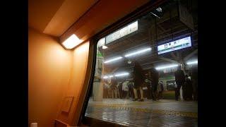 サンライズ瀬戸 東京駅発車 シングル下段より