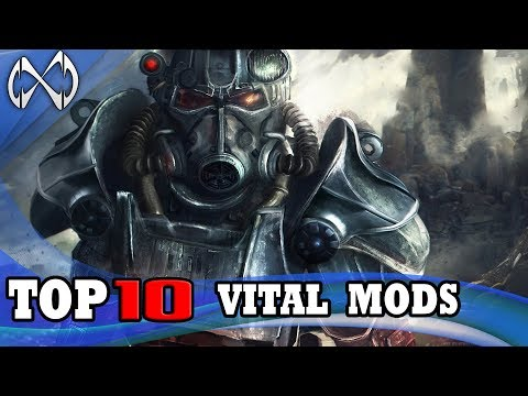 Fallout 4 Top 10 IMPORTANT Mods