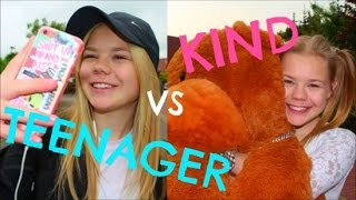 TEENAGER vs KIND Morgenroutine + Outtakes || VIVOS WORLD