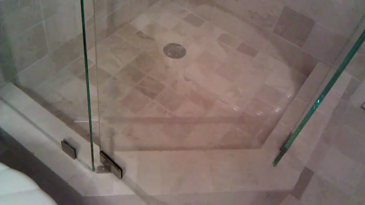 door installation laurence steam in cr hermosa shower ca enclosure with hardware enclosures clips beach frameless