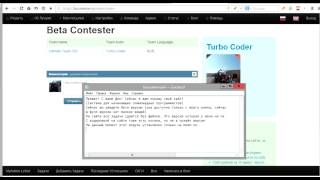 Beta Contester - Олимпиадное программирование - быстрый обход