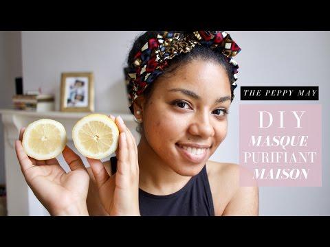 DIY | Masque visage purifiant maison, anti-acné & anti tâches