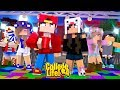 Minecraft COLLEGE LIFE - LITTLE KELLY ENROLLS & WE ROCK OUT AT THE FRAT PARTY!!