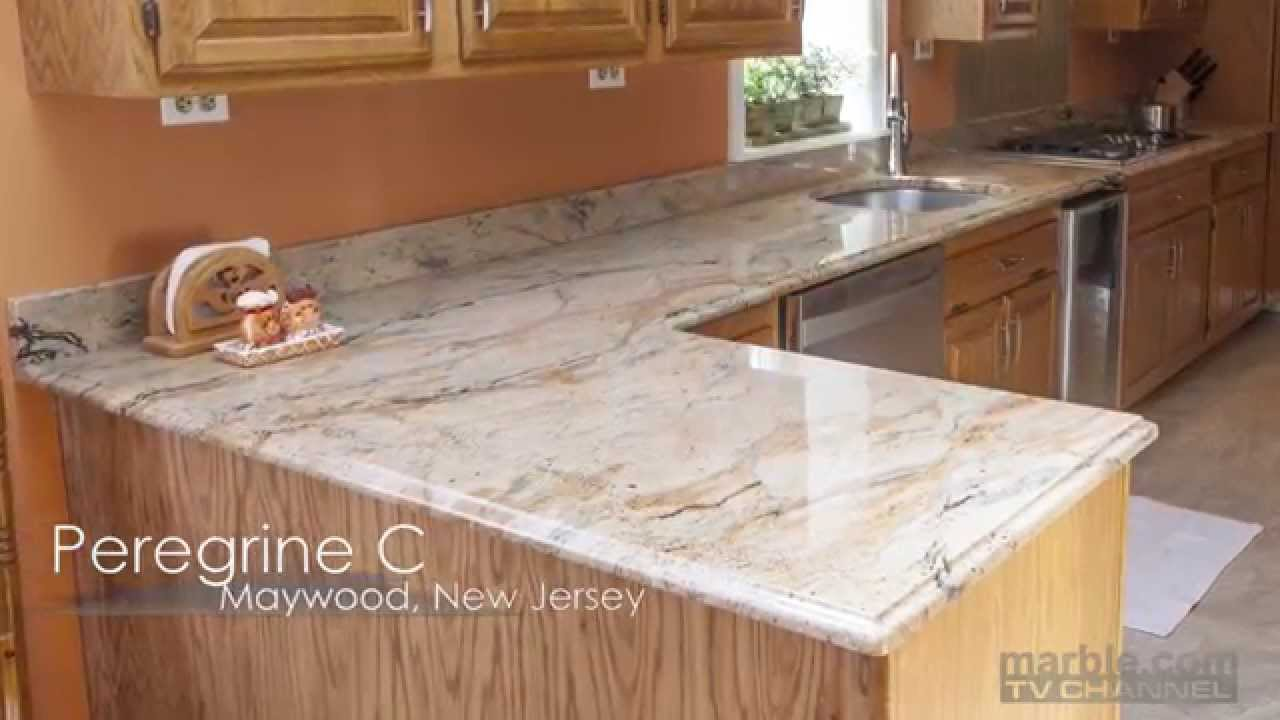 Peregrine C Granite Kitchen Marble Com Youtube