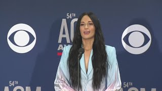 Backstage ACM Awards: Kacey Musgraves 2019 Album Of The Year Winner Hopes To Country Music Becoming