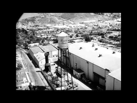 Desilu Studios, an aerial view - Westinghouse promotion (1958) [HQ]