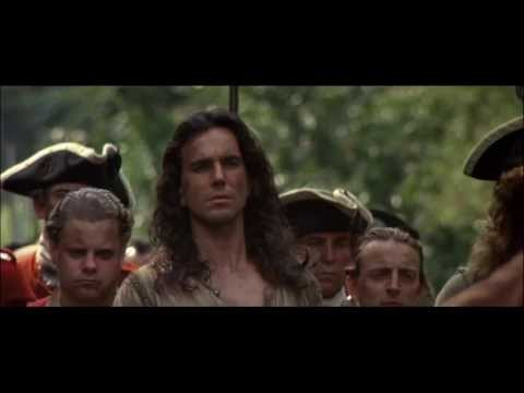 The Last of the Mohicans trailers
