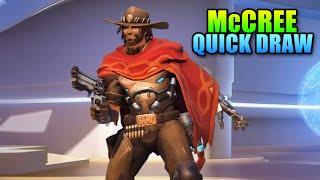 Overwatch McCREE Guide - Fastest Gun In The West | Hero Tutorial