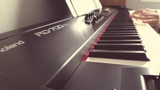 Undertale - Home (piano cover)
