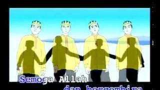 Cover images Nasyid oleh Aeman   Selamat hari lahir2.flv