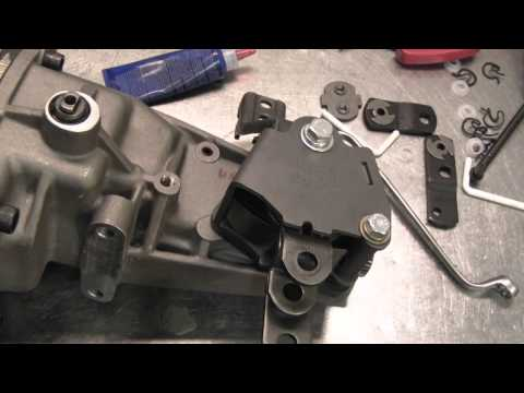How to Install & Adjust a Hurst Shifter on a New Muncie and How They Work