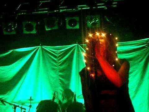 Indica - As If (live Nouveau Casino De Paris 13/11/10)