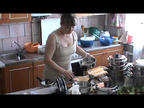 Набор кастрюль «Богатый урожай» (нержавеющая сталь), посуда купить в интернет магазинах Leomax.ru