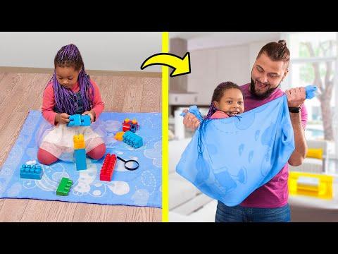 12 лайфхаков для родителей
