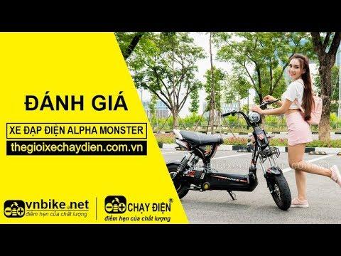 Xe đạp điện Alpha Monster