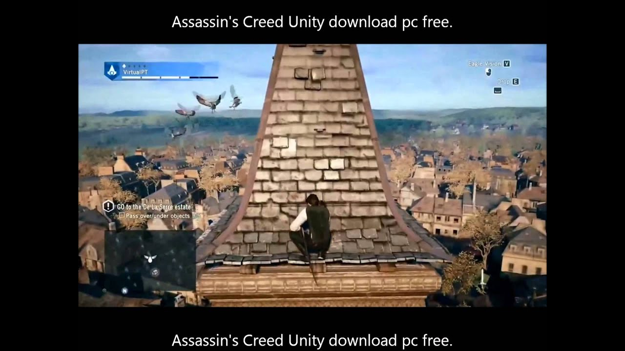 Assassin's Creed Unity download pc free - YouTube