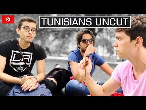 Chatting With TUNISIANS In Geneva, Switzerland *UNCUT*