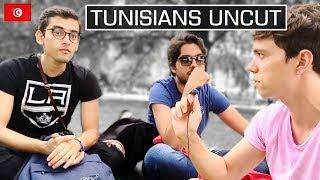 Chatting with TUNISIANS in Geneva, Switzerland *UNCUT*
