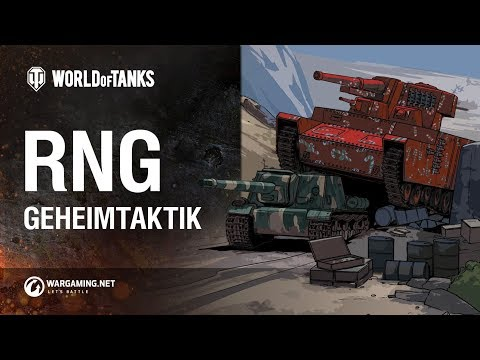 RNG. Geheimtaktik [World of Tanks Deutsch] thumbnail