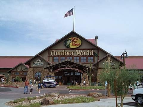 Survival Gear: My Field trip to the Bass Pro Shop.