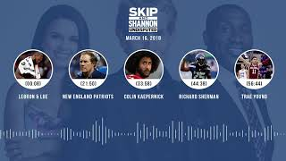 UNDISPUTED Audio Podcast (3.16.18) with Skip Bayless, Shannon Sharpe, Joy Taylor | UNDISPUTED thumbnail