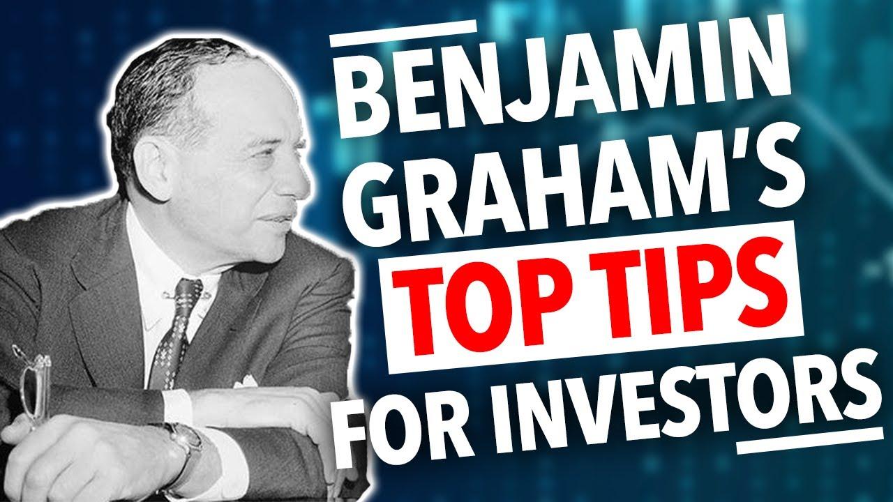Most Important Lesson From Legend Investor Benjamin Graham!