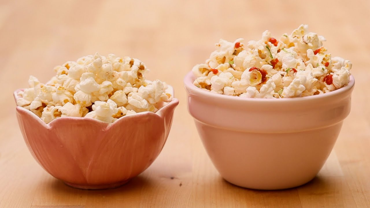 Makan Popcorn Tidak Membuat Gendut