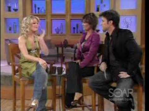 Bree Williamson  Soap Talk 2005 Part 1