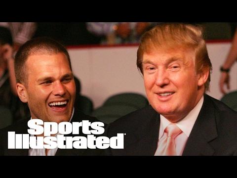 Donald Trump Picks Patriots To Win Super Bowl LI Over Falcons | SI Wire | Sports Illustrated
