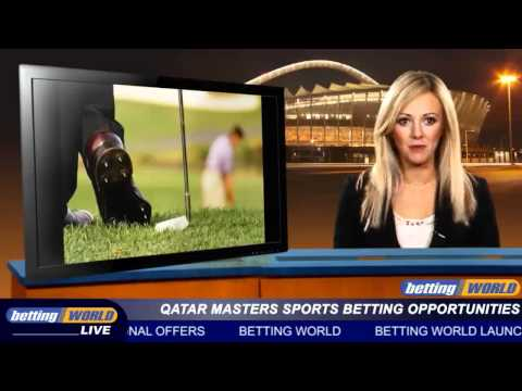 Qatar Masters sports betting opportunities