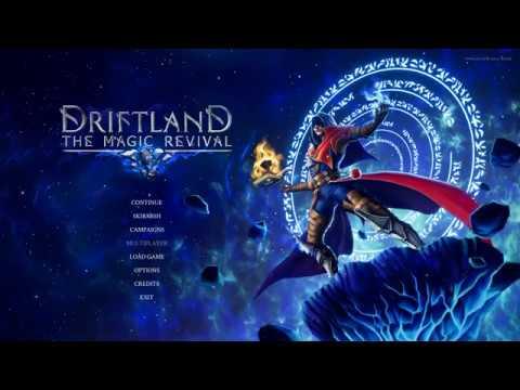 Driftland: The Magic Revival First Campaign Sneak Peek |