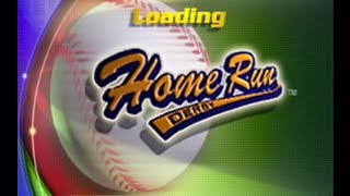 MLB 2002 Home Run Derby (PS1) Part 1
