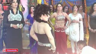 SHAZIA CHAUDHARY WEDDING PARTY MUJRA 2016