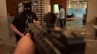 11 - Bank Robbery - سطو مسلح