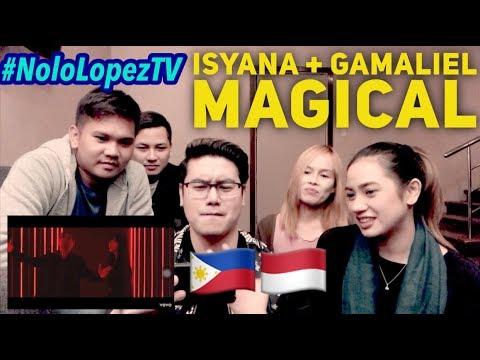 Filipinos In Love W/ Isyana + Gamaliel   A Whole New World   Nolo Lopez TV