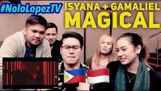 Filipinos In Love W Isyana Gamaliel A Whole New World Nolo Lopez TV